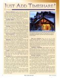 Resort + Recreation - Timbers Resorts - Page 4