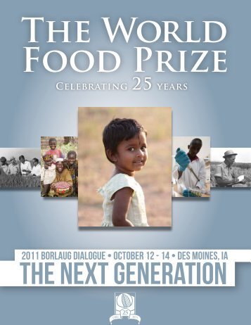 Document - The World Food Prize