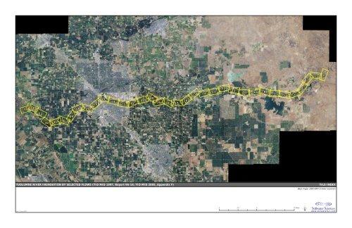 Tuolumne River Floodplain Inundation Maps - Tuolumne River TAC ...