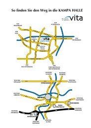 Anfahrtsbeschreibung zum Download - Vita-messe.de