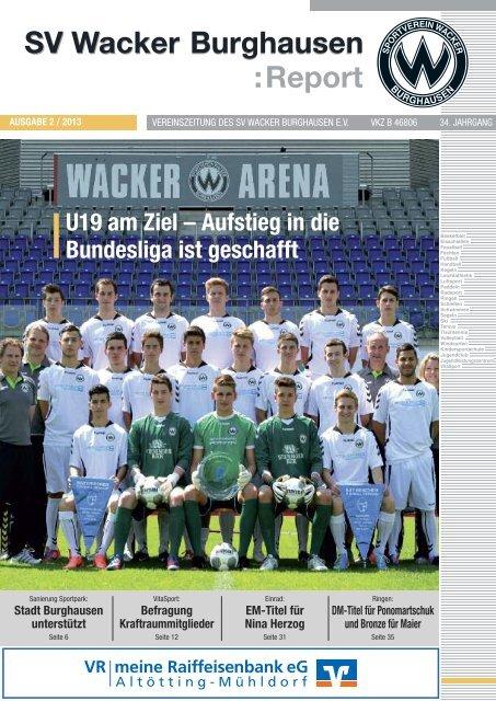 VitaSport - Verein.sv-wacker.de - SV Wacker Burghausen