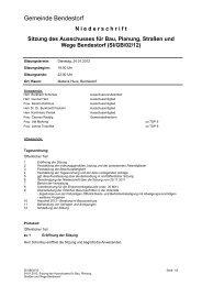 PDF zum Download - Bendestorf