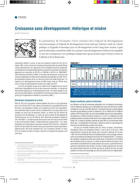 Dissertation croissance dveloppement changement social