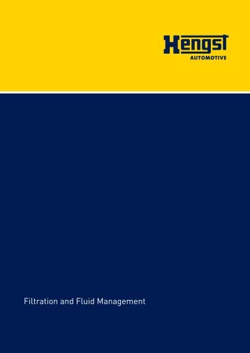 Download [660.5 KByte] - Hengst GmbH & Co. KG
