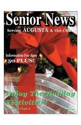 Enjoy The Holiday Festivities! - Senior News Georgia