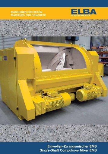 Details - ELBA-WERK Maschinen-Gesellschaft mbh