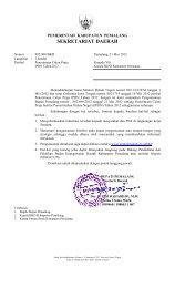 Pengumuman Penerimaan Praja IPDN Tahun 2012 - Pemerintah ...