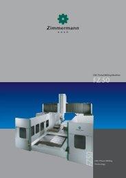 FZ50 - Portal Milling Machine - galika