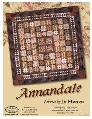 Annandale by Jo Morton - Andover Fabrics