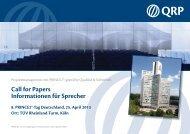 Flyer Referenten QRP 120821.indd - QRP Management Methods ...