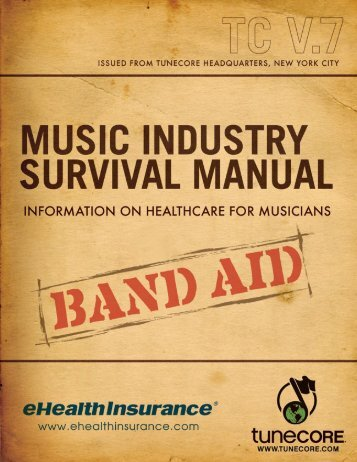 When you purchase a health insurance policy on your own - TuneCore