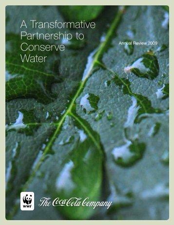 Annual Partnership Review 2009 - World Wildlife Fund