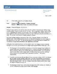 Part 1 - UCLA Academic Senate