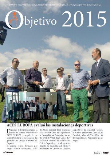 Objetivo Chiclana 2015 Mayo-Junio