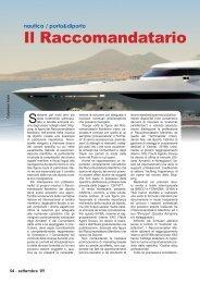 Il Raccomandatario Marittimo - Porto & diporto