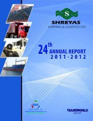 Annual Report for the year 2012