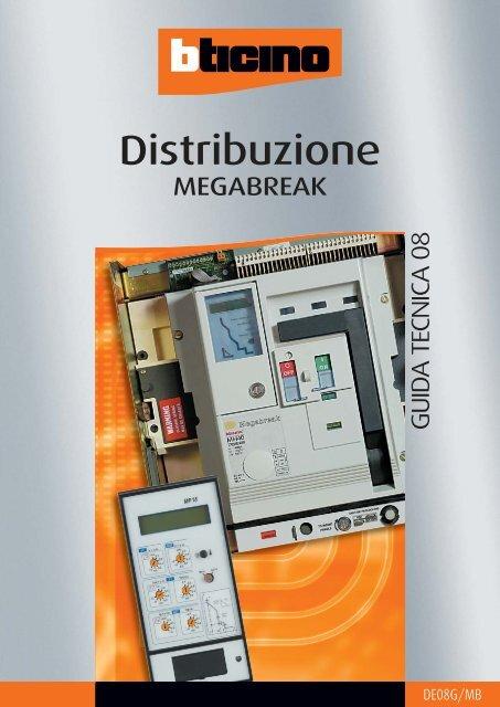 Schemi Elettrici Bticino : Distribuzione professionisti bticino