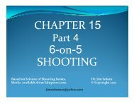 Chap. 15 6-on-5 Shooting - Water Polo Planet