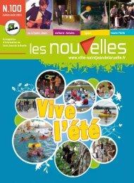 vu à Saint Jean toute l'info sport culture - loisirs - Saint Jean de la ...