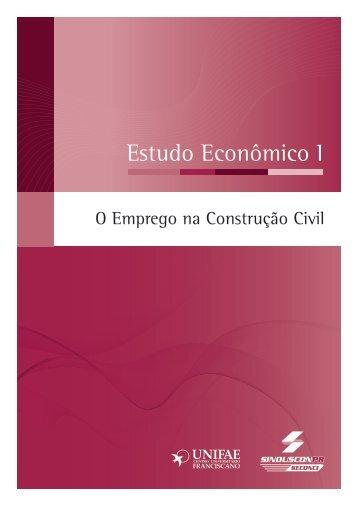 Estudo Econômico I
