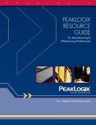 PeakLogix Resource Guide - Marathon Marketing