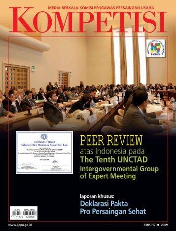 Edisi 17 Tahun 2009 - KPPU