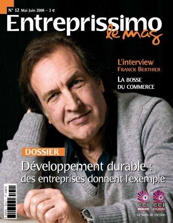Développement durable : - CCI Côte-d'Or
