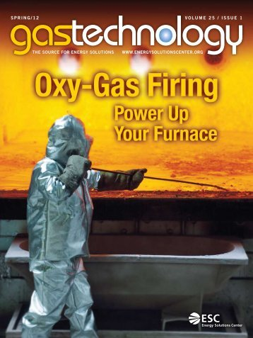 Gas Technology Magazine - Vol. 25 Issue 1, Spring - Energy ...