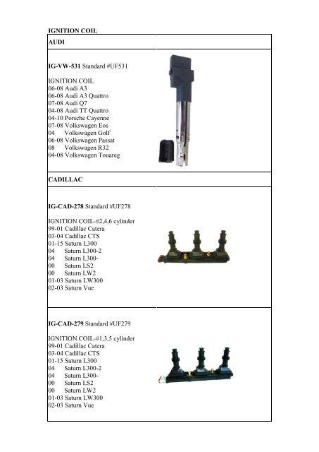 NEW IGNITION COIL FOR CHEVROLET GMC OLDS 85-95 PONTIAC DR37 V6 V8