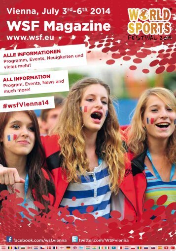 WSF Magazine  2014