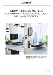 Download - Abloy