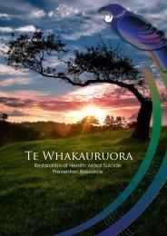 Te Whakauruora - SPINZ
