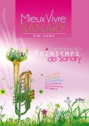 MV 168 avril 2013 web (.pdf - 4,00 Mo) - Sanary-sur-Mer