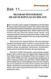 sejarah penyebaran islam di kepulauan melayu - Khadijah Mosque