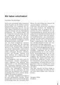 Kampagne zur Gewinnung neuer Verbandsmitglieder Schreiner ... - Seite 3