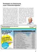 Kampagne zur Gewinnung neuer Verbandsmitglieder Schreiner ... - Seite 5