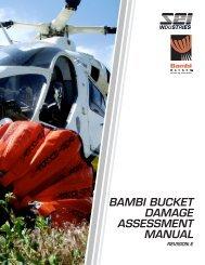 bambi bucket damage assessment manual - SEI Industries Ltd.