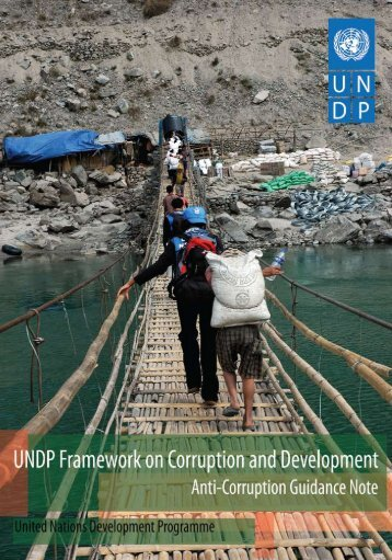 2 Why should UNDP be involved in anti-corruption? - pogar