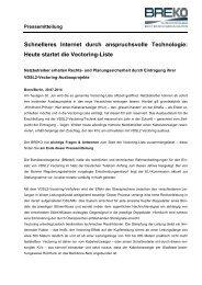 Pressemitteilung-30072014-Start-Vectoring-Liste