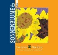 SONNENBLUME Ein Journal für Schule und Schulgarten 2002