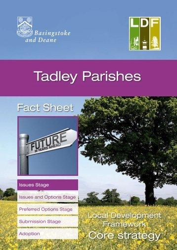 Tadley Parishes - Basingstoke and Deane Borough Council