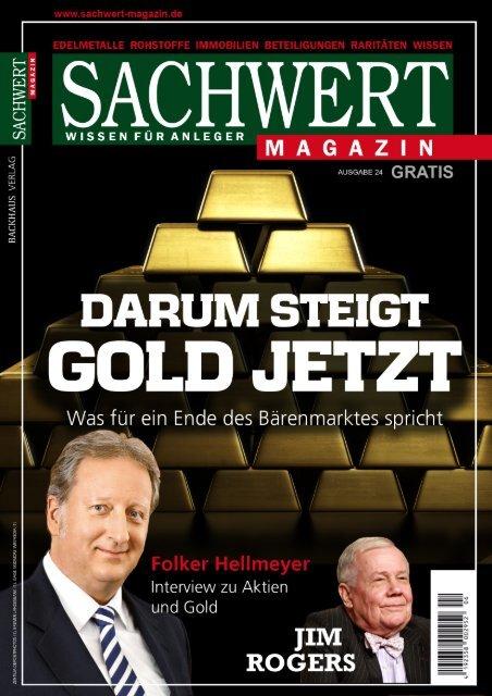 Sachwert Magazin Online Nr 24