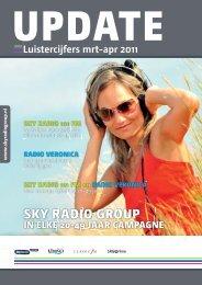 Luistercijfers web mrt-apr.indd - Sky Radio Group