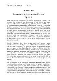 Kapitel VI Sichtbare und Unsichtbare Welten II Seite 014-015
