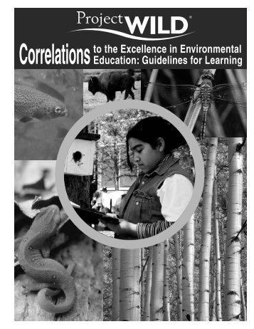 Correlations - Project Wild