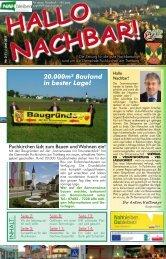 Hallo Nachbar Juni 2011 - Wirtschaft in Puchkirchen