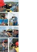 LEICA SPRINTER digital niveller - Leica Geosystems - Page 4