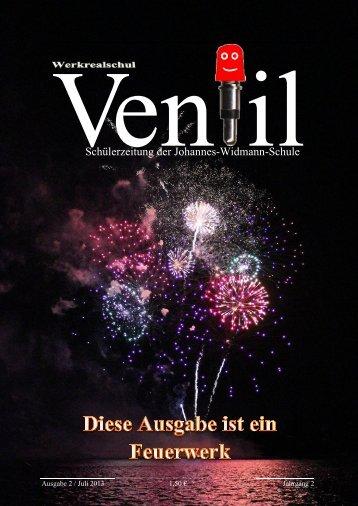 Ventil 2013