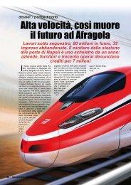Alta velocità, così muore il futuro ad Afragola - Porto & diporto