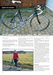 CUBE Axial WLS Comp - Cykel-Motion Danmark